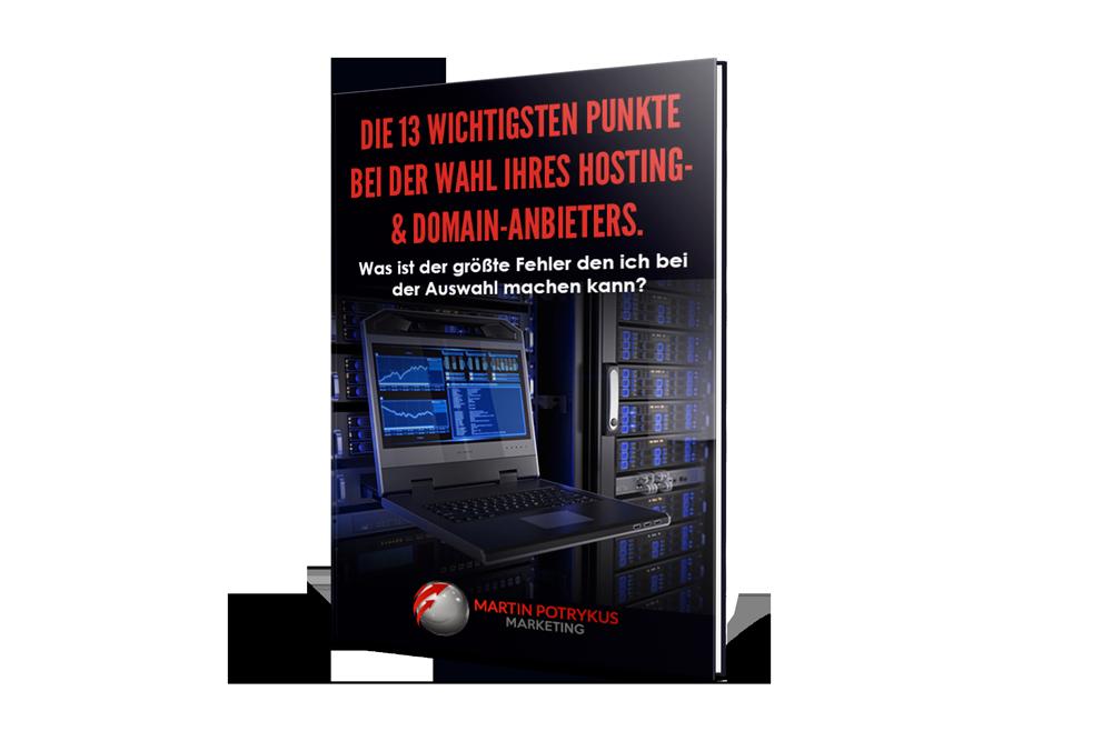 Checkliste zur Wahl von Hosting und Domain
