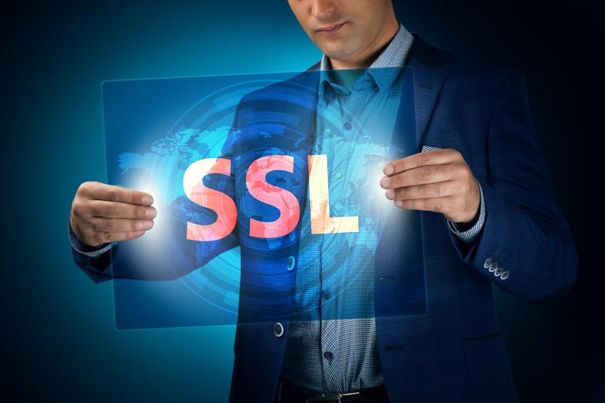 SSL Sicherheit im Internet